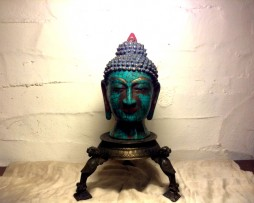 antiques-online-stores-in-india-bronze-and-stone-buddha