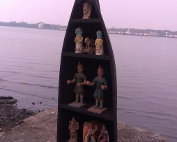 original boat show case for sale