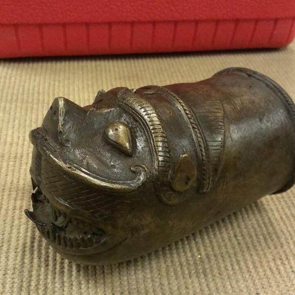 Antique Collectibles Bronze Palki Handle For Sale In India 1