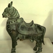 Rare Antique Collectible Coin Box Horse Coin Box For Sale In India