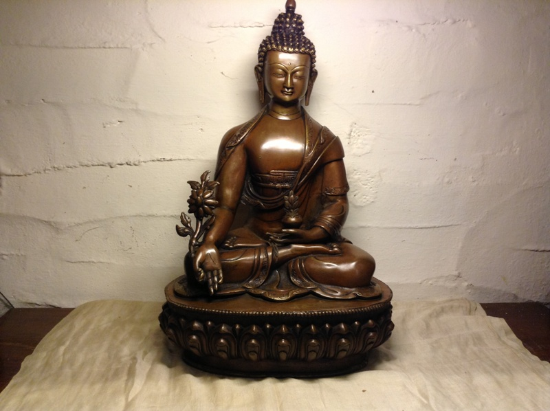 Antique Buddha Figure Fine Quality For