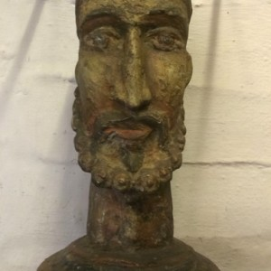 Ancient Christian Antique Head Of Jesus Christ For Sale In India