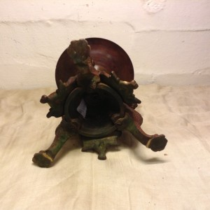 Rare Collectible Antique Bronze Candle Stand Very Fine Quality For Sale In India
