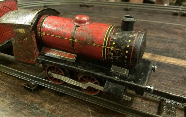 vintage Tin Toys Train For Sale In India