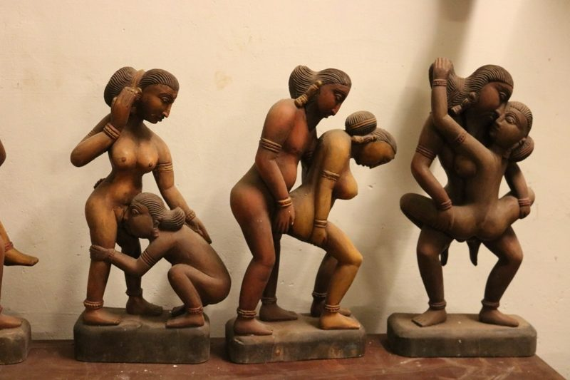kamasutra-figures-for-sale-wooden-figures-of-ancient-india